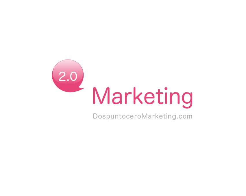 Logotipo Marketing 2.0